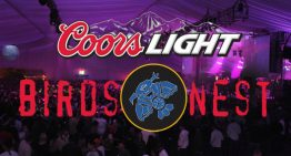 The 2013 Coors Light Birds Nest Line-Up