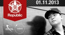 Republic Featuring DJ Christyle @ Axis Radius