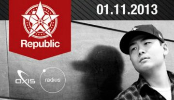 Republic Featuring DJ Christyle @ Axis Radius