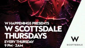 W Scottsdale Thursdays