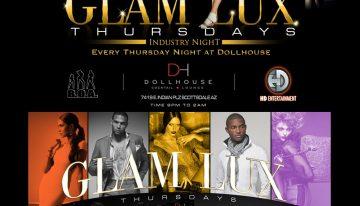 Glam Lux Thursdays @ Dollhouse Cocktail Lounge