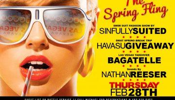 Spring Fling Ft. DJ Nathan Reeser @ Smashboxx