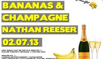Smashboxx University 'Bananas & Champagne'