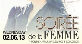 Soiree de la Femme Ft. Tara Brooks @ The Mint AZ