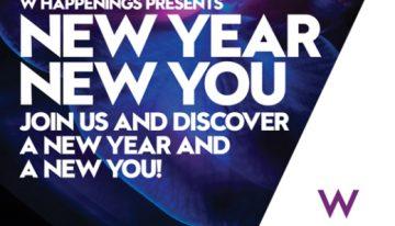 New Year New You @ W Scottsdale