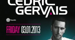 REPUBLIC Ft. Cedric Gervais @ Axis Radius