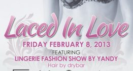 Laced In Love w/ Lingerie Fashion Show @ The Mint