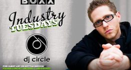 Industry Tuesdays Ft. DJ Circle @ Smashboxx