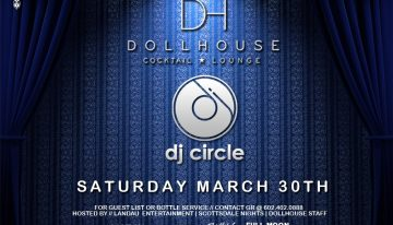 Dollhouse Saturdays Feat. DJ Circle