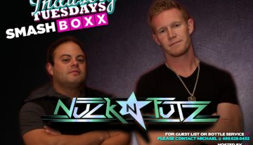 Industry Tuesdays Ft. Nuck N Futz @ Smashboxx