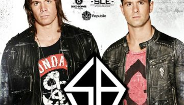 REPUBLIC Ft. Stafford Brothers @ Axis Radius