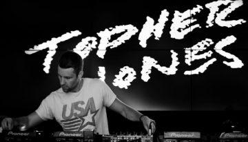 Topher Jones Electro House Remix of 'The Saga' + Free EP!