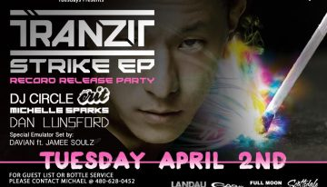 Industry Tuesdays: DJ Tranzit's Record Release Party @ Smashboxx