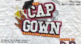 Smashboxx University: The Cap & Gown Graduation Celebration