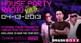 House Party Radio 2 Year Anniversary @ Smashboxx