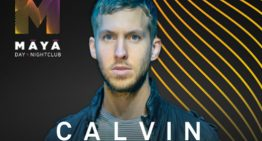 Calvin Harris @ Maya Day + Nightclub Grand Opening Weekend