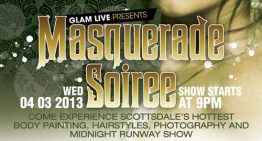 Masquerade Soiree: Ben Moline Fashion Show ft. Rico De Largo @ The Mint