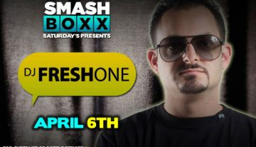 Smashboxx Saturdays Feat. DJ Fresh One