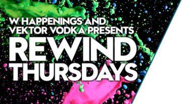 ReWind Thursdays @ W Scottsdale