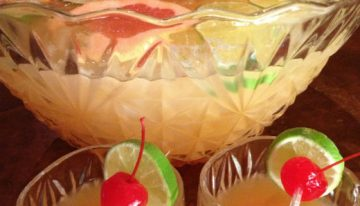 Thirsty Thursday: Kazimierz  World Wine Bar Punch Bowls