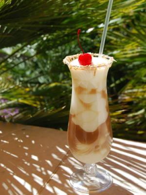 Kokopelli Piña Colada courtesy of cosmopolitan.com