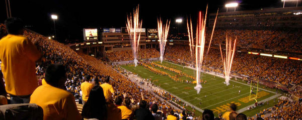 Photo from thesundevils.com