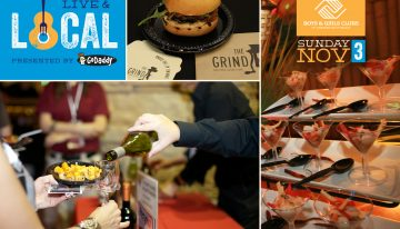 Live & Local Culinary Entertainment Event To Kick Off for First Time in November