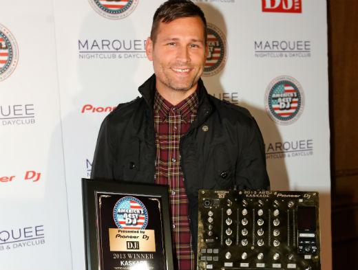Kaskade Awarded America's Best DJ 2013