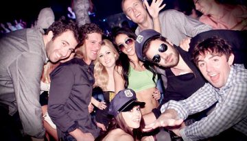 DJ Kurch at Smashboxx
