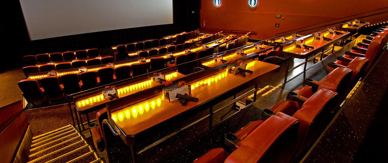 Maine movie theaters