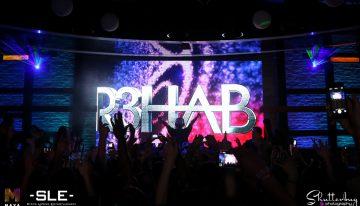 Coors Light Birds Nest After Party w/ R3HAB @ Maya Day + Nightclub