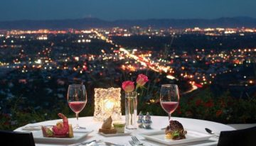 5 Classy Places to Start off Your Valentine's Day Date