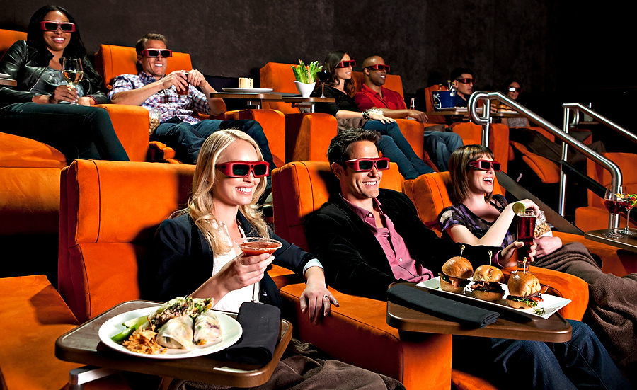 Five Of The Top Dine In Movie Theaters In Phoenix Nightlife