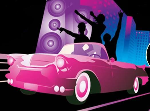 pink car12