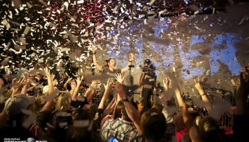 Dierks Bentley Album Release Party at Whiskey Row