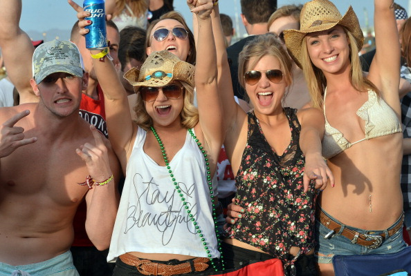 2013 Arizona Country Thunder Music Festival - Day 2