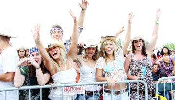 A Weekend of Country: Country Thunder 2014