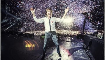 "Paul McCartney ""Out There"" Tour to Come to Phoenix"