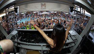 Showtek @ Maya Day + Nightclub