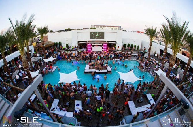 Labor Day Weekend at Maya Day + Nightclub Lineup to Make Weekend Epic