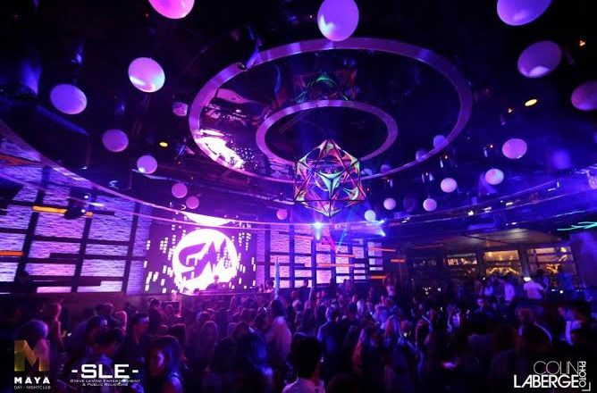 Hot August Lineup Coming to Maya Day + Nightclub