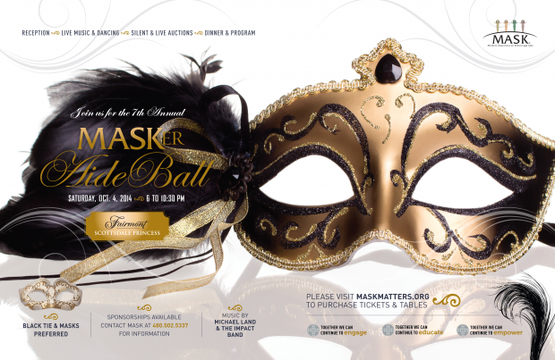 AUGUST 2014 MTM AD MASK BALL