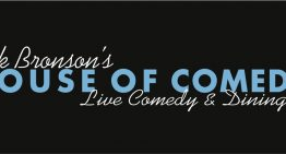 Rick Bronson Brings House of Comedy To High Street