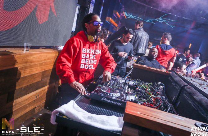 Lil Jon at Maya Day + Nightclub