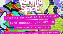 Vanilla Spice Brings 90's Jams to Old Town