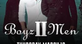Boyz II Men Set to Perform at Livewire