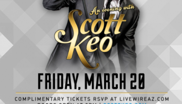 Scott Keo Prepares for Soulful Takeover at Livewire
