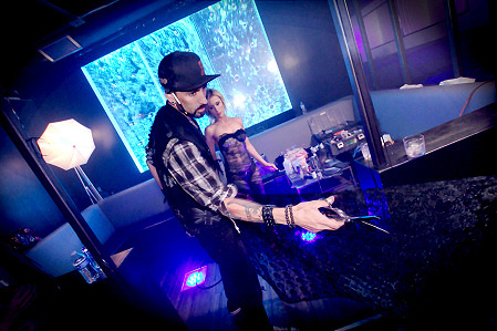 DJ Nicasio at Blur Fridays