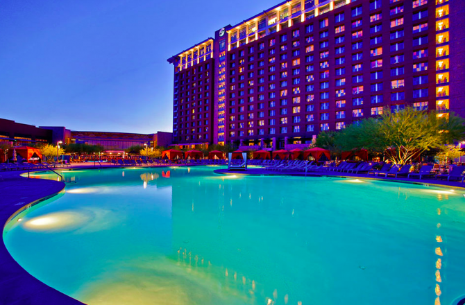 The Pool at Talking Stick Will Be Home to Countless Concerts This Summer