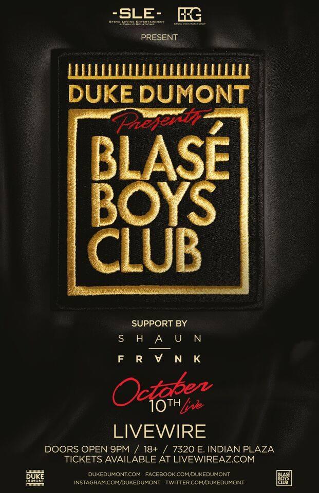 Duke Dumont_October 10